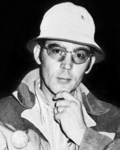 Хантер С, Томпсон в Лас-Вегасе (1971) // Формаслов