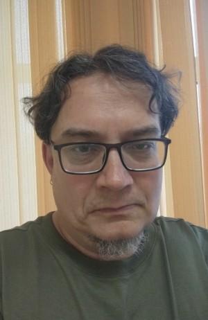 Михаил Гундарин. Фото из архива автора // Формаслов