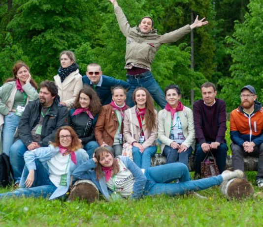 Совещание молодых литераторов в Химках