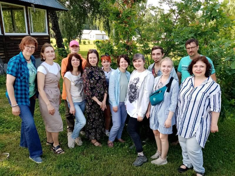 Межрегиональный семинар молодых литераторов на Алтае. Участники // Формаслов