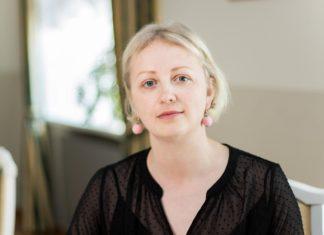 Мария Бутенко. Фото Алексея Рыбакова // Формаслов
