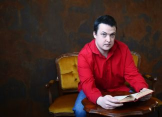 Лев Наумов. Фото Сергея Спиридонова // Формаслов