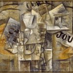 """Пабло Пикассо, """"Мёртвые птицы"""" (1912) // Формаслов"""